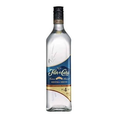 Rum Flor De Cana 4 Anni