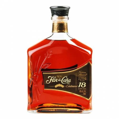 Rum Flor De Cana 18 Anni