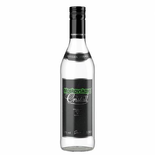 Vodka Moskovskaya Crystal