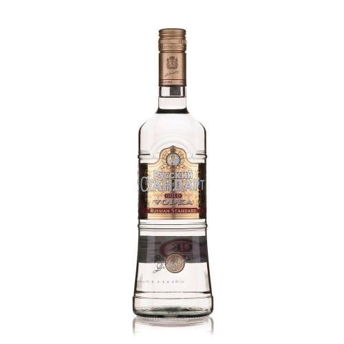 Vodka Russian Standard Gold 1L