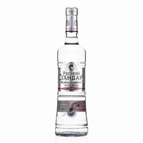 Vodka Russian Standard Platinum