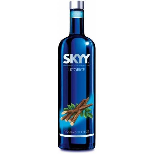 Vodka Skyy Liquorice