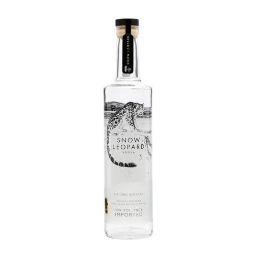 Vodka Snow Leopard