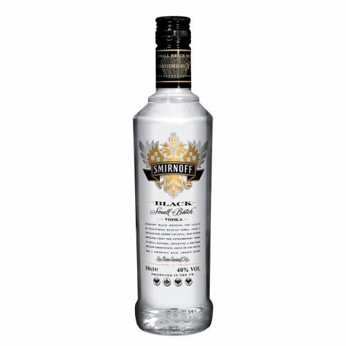 Vodka Smirnoff Black