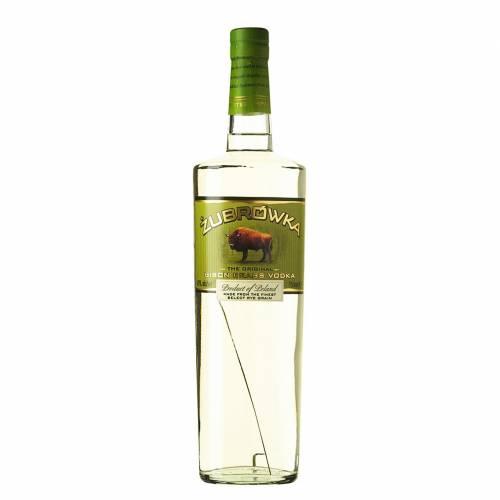 Vodka Zubrowska 1L