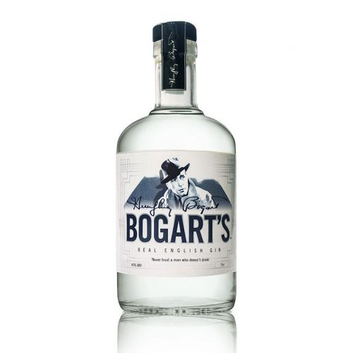 Gin Bogart's Real English