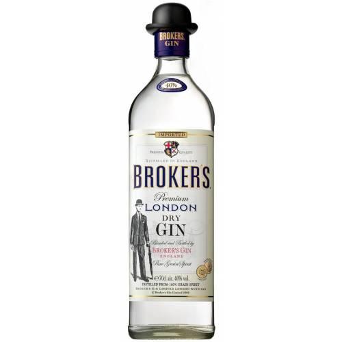 Gin Broker's 40%