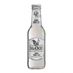 24 x J.Gasco 13.5 Tonic water