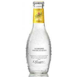 24 x Schweppes Heritage Premium Tonic water
