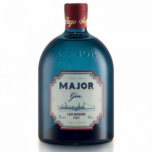 Major Gin - Gin artigianale italiano