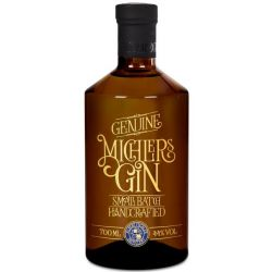 Michlers Genuine Small Batch Gin