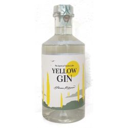 Gin Yellow - The spirit of Garda Lake