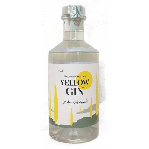 Gin Yellow - The spirit of Garda Lake