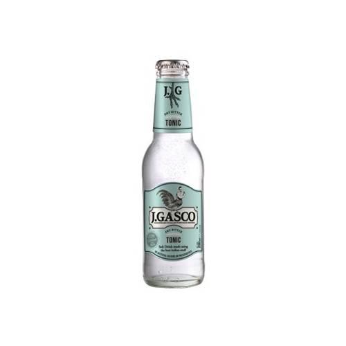 24 x J. Gasco Bitter Dry Tonic water