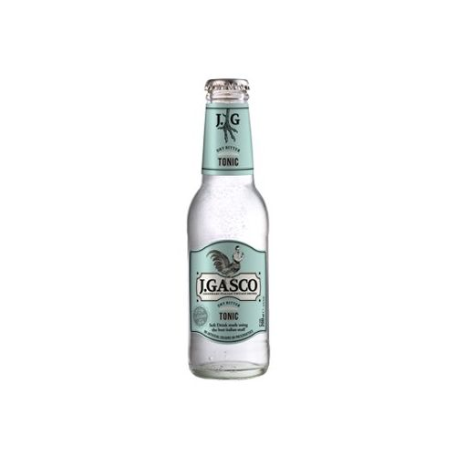24 x J. Gasco Bitter Dry Tonic water