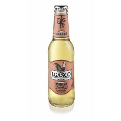 J.Gasco Ginger Ale Vap 20CL - Box 24 PZ