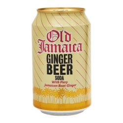 Old Jamaica Ginger Beer Lat 33CL - Box 24 PZ