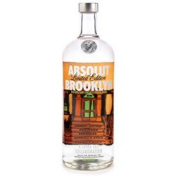 Vodka Absolut Brooklyn 1L