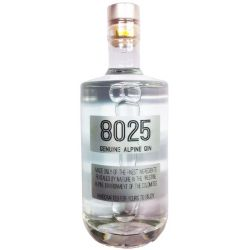 Gin 8025 Genuine Alpine Gin