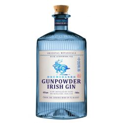 Gin Gunpowder Irish