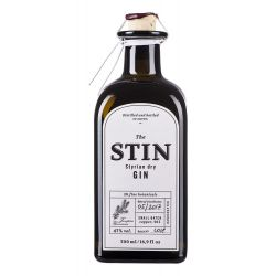 The Stin Styrian Dry Gin