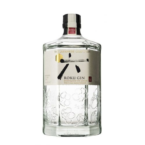 Gin Suntory Roku The Japanese Craft