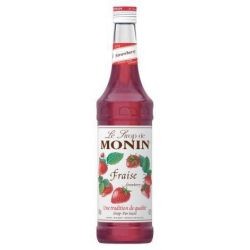 Sirup Erdbeere Monin