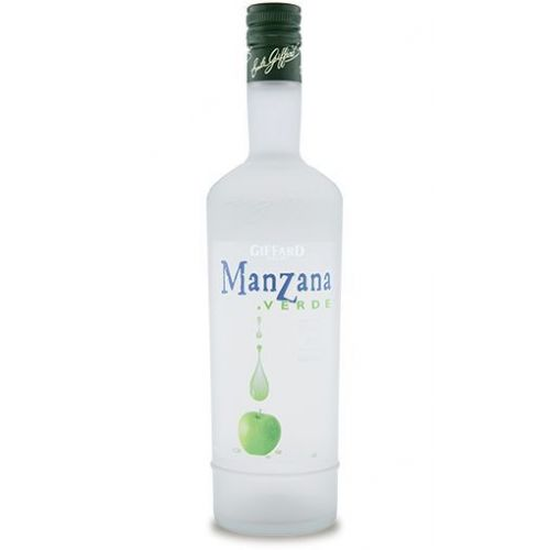 Liquore Giffard Manzana Verde