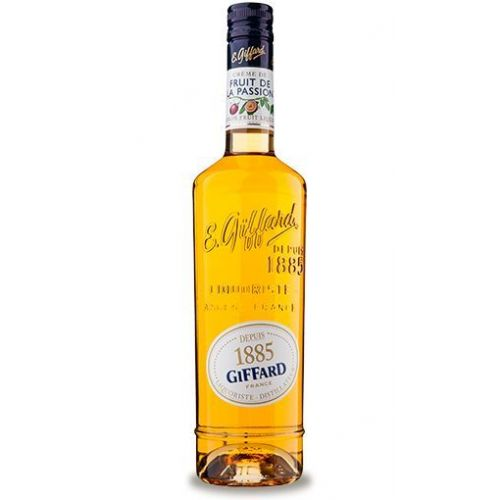 Liquore Giffard Passion Fruit