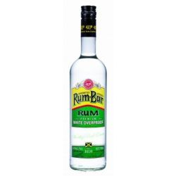 Rum Worthy Park White Overproof 70Cl 63%