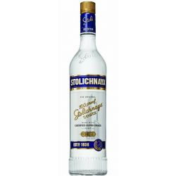 Vodka Stolichnaya 100 Proof