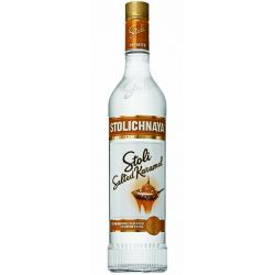 Vodka Stolichnaya Salted Caramel