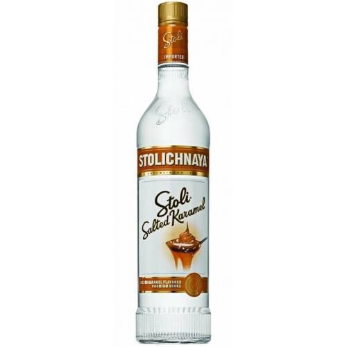 Vodka Stoli Stolichnaya Salted Caramel