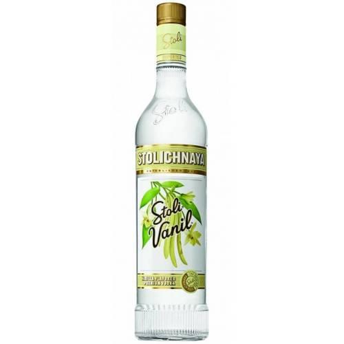 Vodka Stoli Stolichnaya Vanil