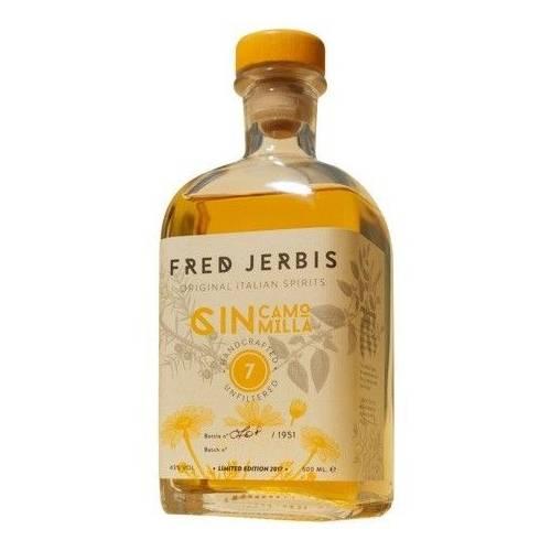 Fred Jerbis Gin Camomilla