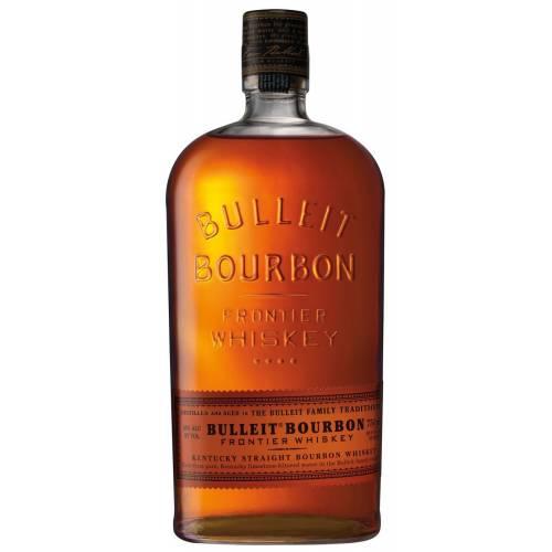 Bulleit burbon frontier whisky
