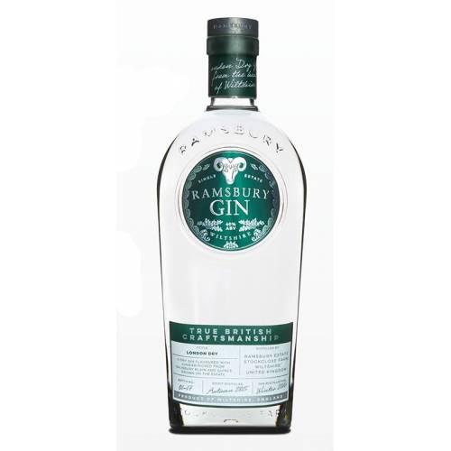 Gin Ramsbury Luxury