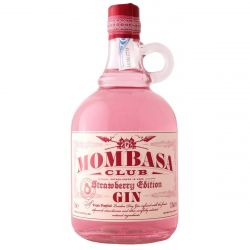 Gin Mombasa Strawberry Edition