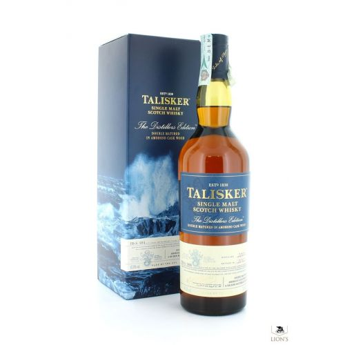 Whisky Talisker Distillers Edition