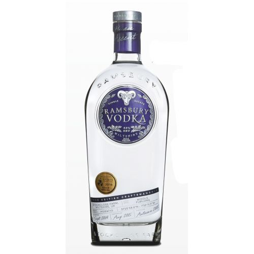 Vodka Ramsbury Luxury