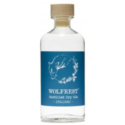 Wolfrest Langhe Distilled Dry Gin