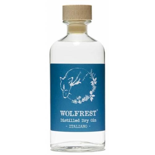 Wolfrest Dry Gin