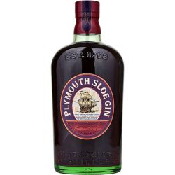 Gin Plymouth Sloe 1L