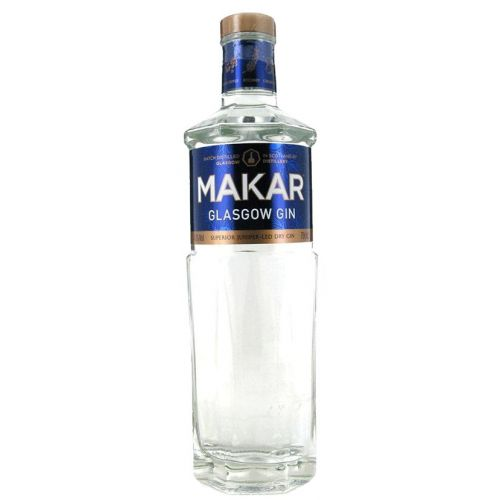 Gin Makar Glasgow Dry