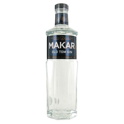 Gin Makar Glasgow Old Tom