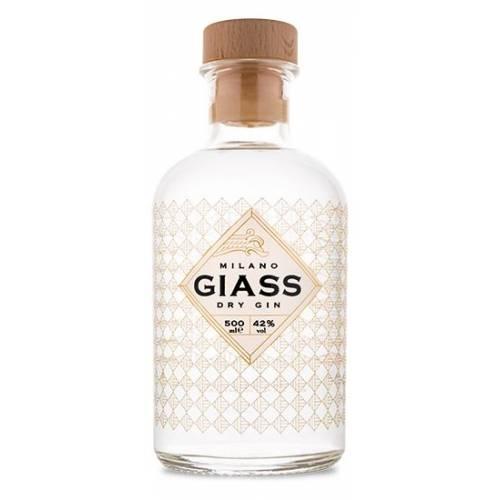 Gin Giass Milano London Dry