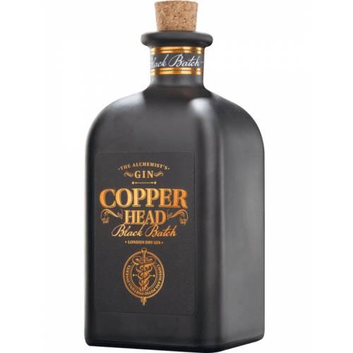 Gin Copperhead Black Batch London Dry